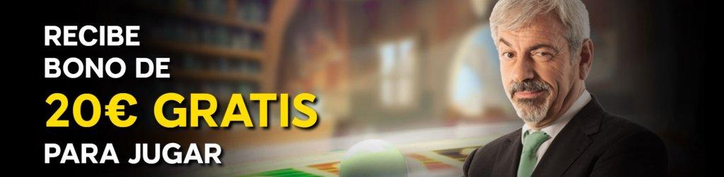 20€ gratis en casino 888 con tu registro
