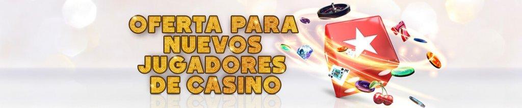oferta para nuevos jugadores de casino poker stars