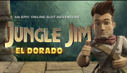 Jungle Jim Dorado slot