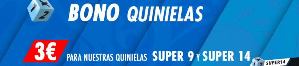 Bono quinielas Suertia