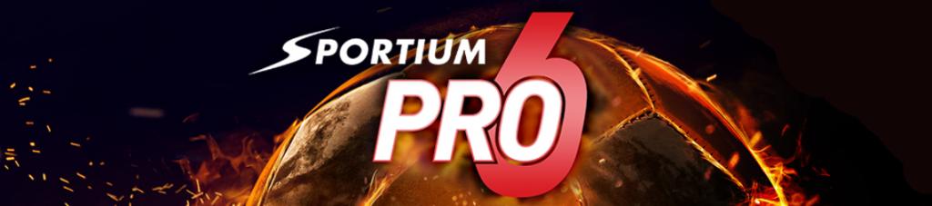 Juega gratis en Sportium Pro6 y gana hasta 100.000€