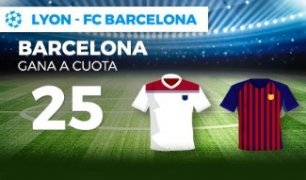 Lyon - Fc Barcelona