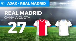 ajax - Real Madrid