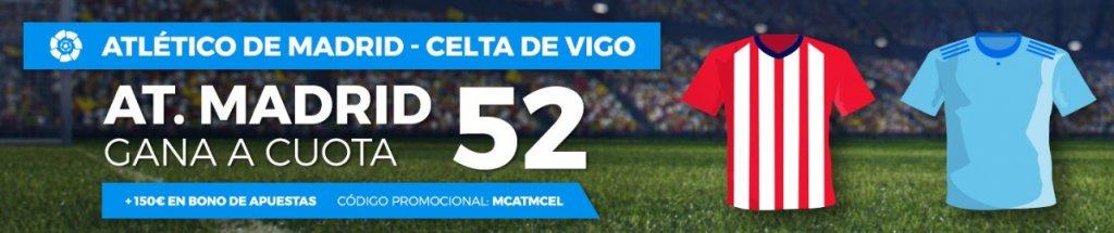 Atlético de Madrid - Celta de Vigo