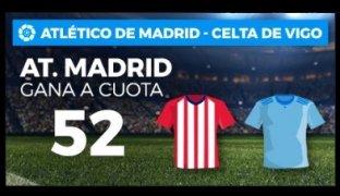Megacuota Pastón Atlético de madrid ganador