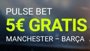 pulse bet gratis en Luckia